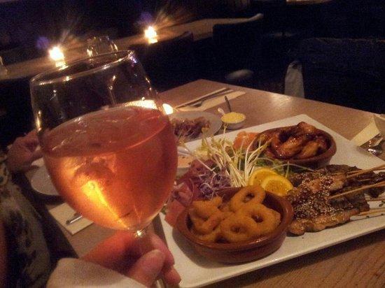 Drankje, hapje - Foto van Dinercafe zinn, Nuenen - TripAdvisor