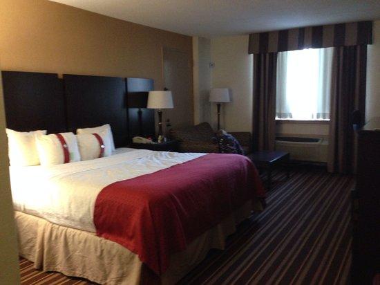 Holiday Inn Philadelphia Stadium : Standard King Room