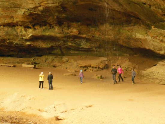 Getaway Cabins : Ash Cave