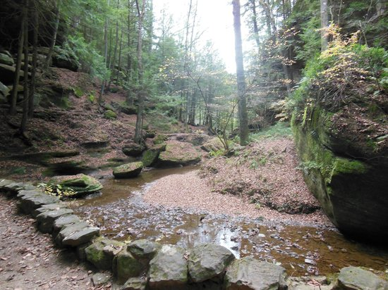 Getaway Cabins: Old Mans Cave