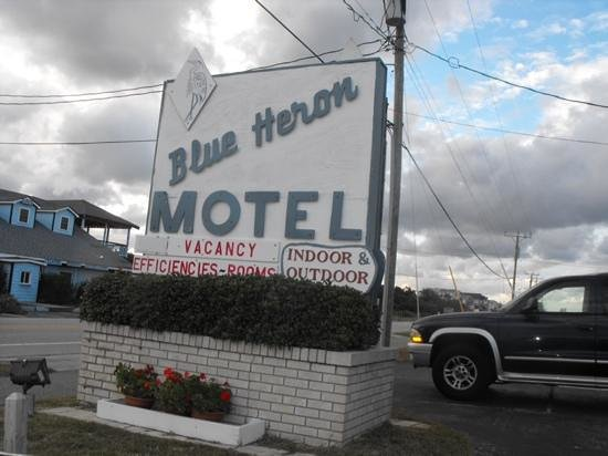 Blue Heron Motel: Great place/ Great value