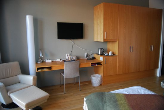 Silica Hotel: Our room