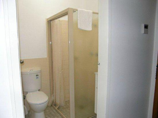 Knickerbocker Hotel: Bathrooms are fine