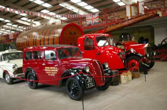 The Pallot Steam, Motor & General Museum