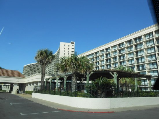 Holiday Inn Resort Galveston-On The Beach : Nice place/location!