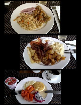 Metadee Resort and Villas: Buffet Breakfast