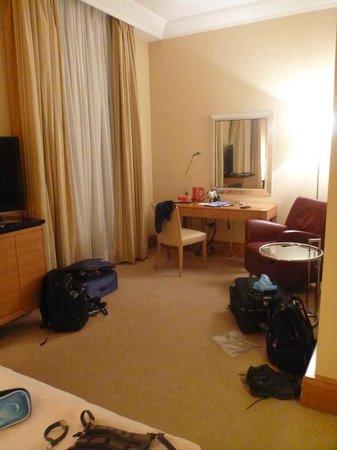 Capo d'Africa Hotel: sitting area, premier double