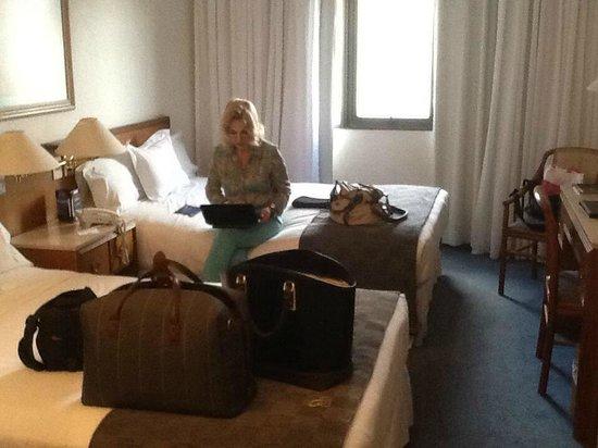 Hotel Dolmen: apartamento confortável
