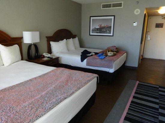 Flamingo Las Vegas Hotel & Casino: HABITACION PARA 4 PERSONAS