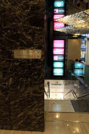 The Kowloon Hotel. MTR Access