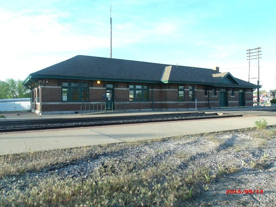 Osceola (IA) United States  city photos : Osceola, IA, Railroad Depot Picture of Osceola, Iowa TripAdvisor