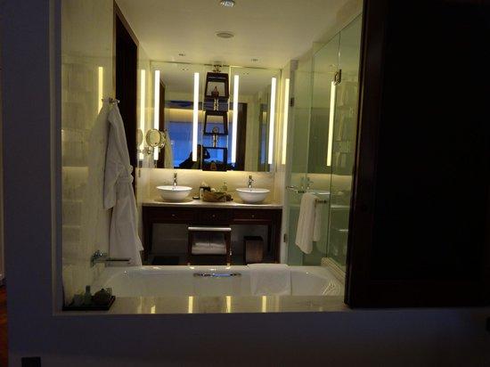 Park Hyatt Siem Reap: Bathroom view
