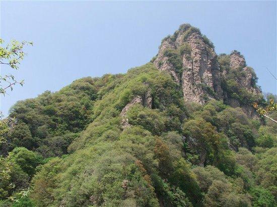 Wu Hill: 吴山