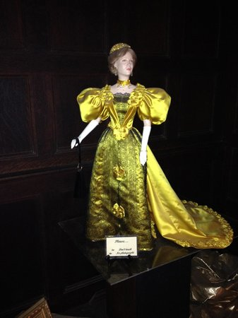 "Ventfort Hall Mansion and Gilded Age Museum: One of the ""Petites Dame du Mode"" at Ventfort Hall"