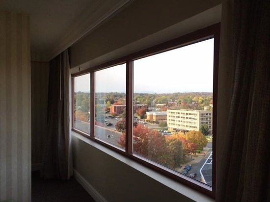 Omni Charlottesville : View from Room 701