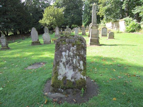 Scone Palace : Cemetery