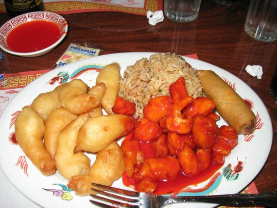 Peking House Chinese Restaurant: Number D5