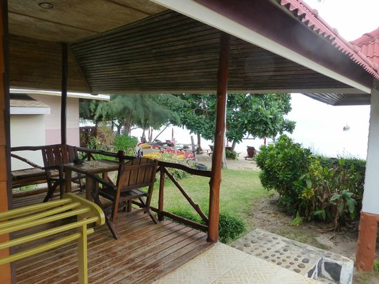 Bow Thong Resort: bungalow A7