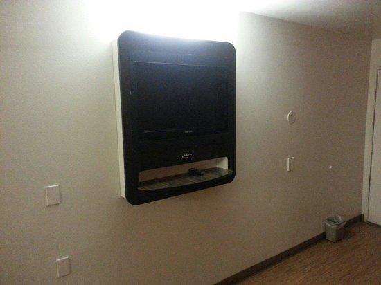 Motel 6 Brownsville North: TV
