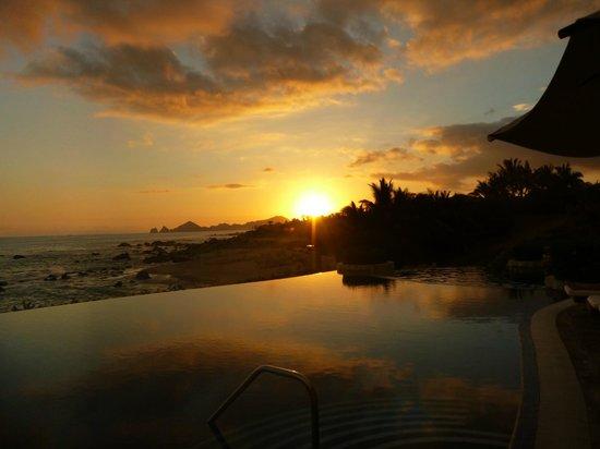 Hacienda Encantada Resort & Spa : Sunsets were breathtaking
