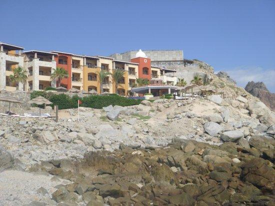 Hacienda Encantada Resort & Spa : View from the beach