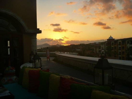 Hacienda Encantada Resort & Spa : View from restaurant