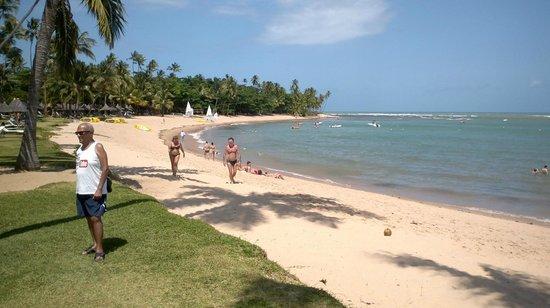 Tivoli Ecoresort Praia do Forte: vista da praia