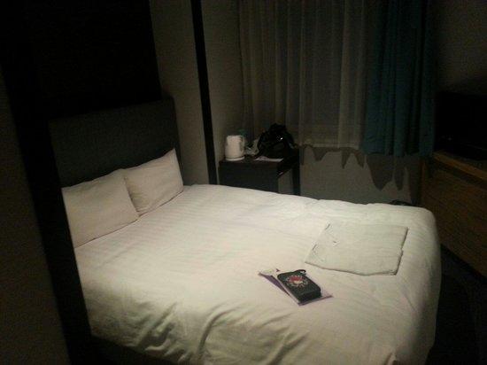 E Hotel Higashi Shinjuku: The interior