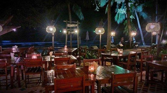 Banpu Koh Chang Resort : Ресторан отеля