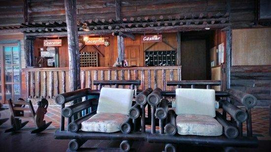 Banpu Koh Chang Resort : Ресепшен
