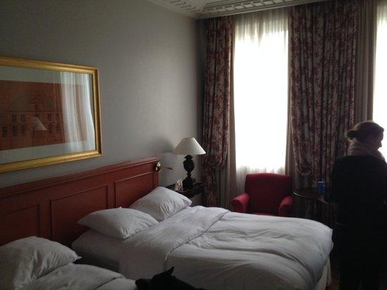 NH Brugge: Room