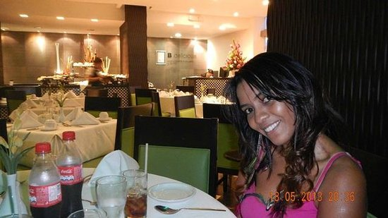 Barcelo Santo Domingo: Restaurante del hotel