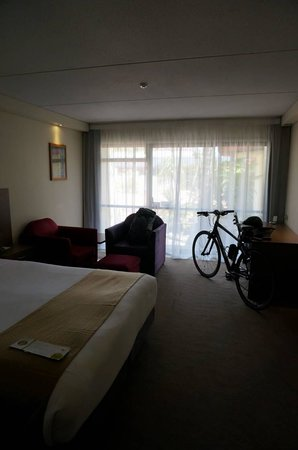 Holiday Inn Auckland Airport: 部屋