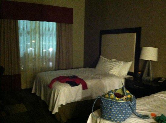 Homewood Suites Nashville Downtown: bedroom