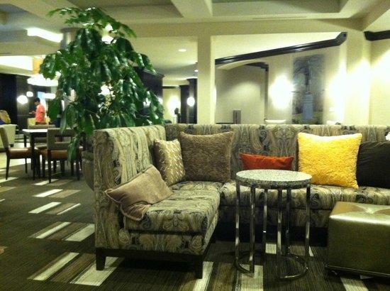 Homewood Suites Nashville Downtown: lobby