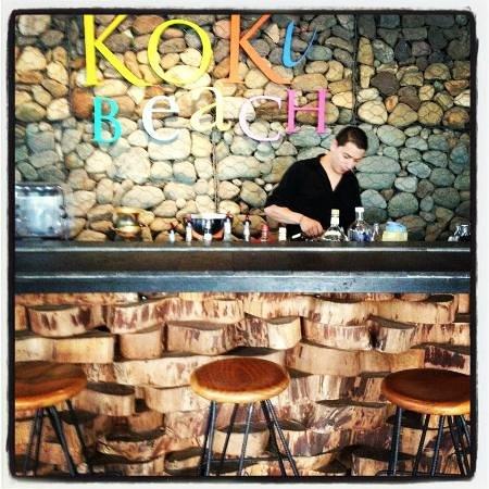 KOKi Beach Restaurant & Bar: Daily 5-11PM. Closed Mondays. Happy Hour 5-7