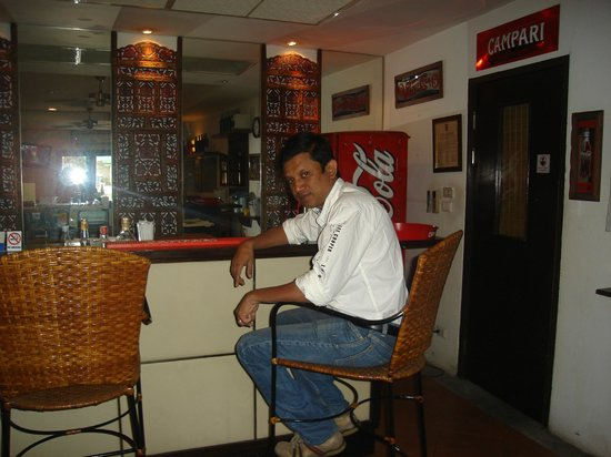 Drop Inn Bangkok : bar