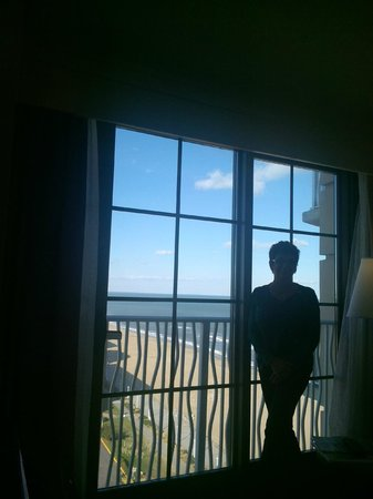 Hilton Virginia Beach Oceanfront: great views