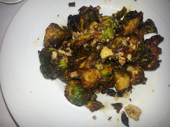 Ayse Meze : AMAZINGGG Brussel Sprouts