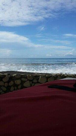 Terraza del Pacifico: Vista desde el restaurante