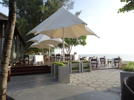 Layana Resort and Spa: Shot of the restuarant