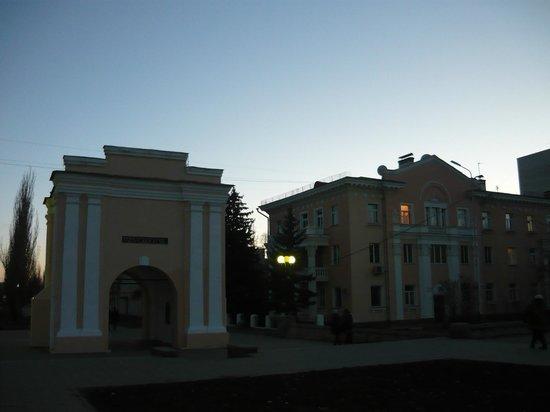 Tara gates: Тарские ворота