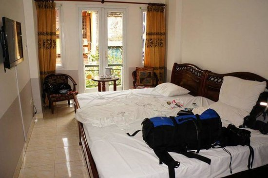 Hanoi Harmony Hotel: room