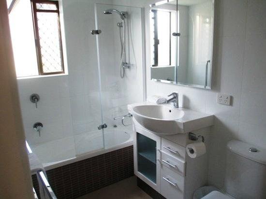 Nautilus Noosa Holiday Resort: Bathroom