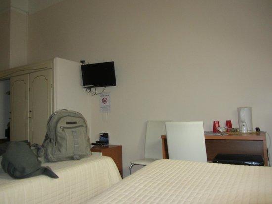 Hotel Gala: room