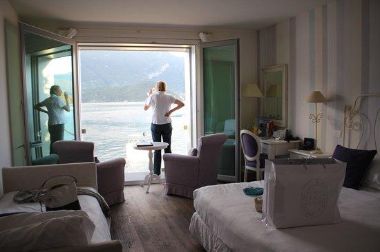 Hotel Villa Aurora: superior room