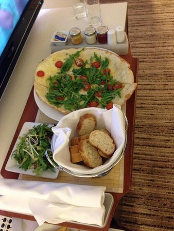 Cologne Marriott Hotel: Room service
