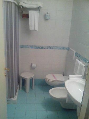 Grand Hotel Bonanno : bagno