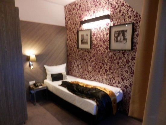 The Hotel 1060 Vienna: 客室(シングル)