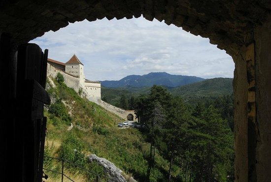 Rasnov Citadel: Wokół zamku